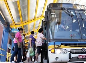 Passageira que lesionou a coluna por causa de freada brusca de ônibus será indenizada