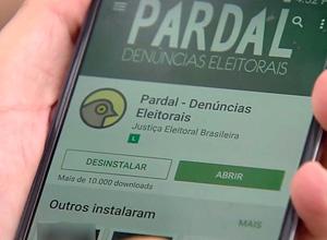 Denuncie ilegalidades na eleição baixando o aplicativo Pardal no seu smartphone
