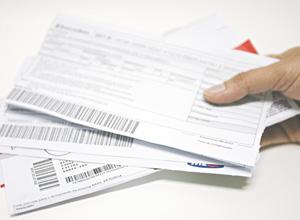 Boleto vencido poderá ser pago em qualquer banco a partir de julho
