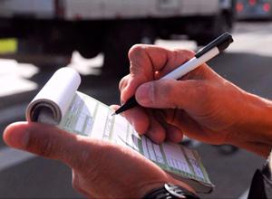Multas de trânsito poderão ser pagas em parcelas e com cartão de crédito