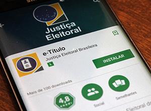 Tribunal Superior Eleitoral lança aplicativo para substituir título de eleitor em papel
