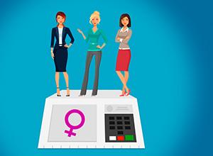 STF garante fundo partidário destinado a campanhas para candidaturas de mulheres