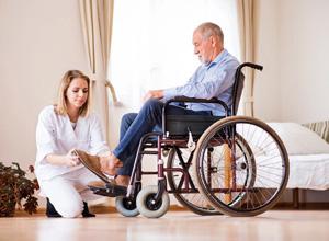 TJ confirma obrigação de empresa bancar tratamento domiciliar para paciente idoso