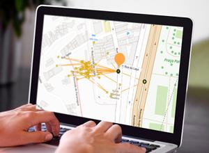 Serviço externo monitorado por dispositivos móveis é compatível com controle de jornada