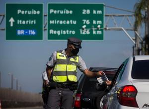 TJSP suspende restrição do acesso de turistas às cidades do litoral paulista