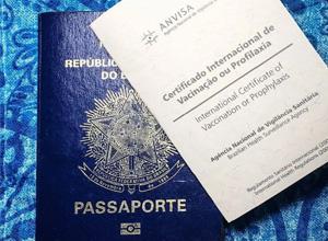 Brasileiros podem emitir Certificado Nacional de Vacinação via portal Gov.br