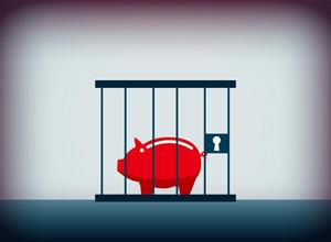 É possível bloqueio do valor total em conta conjunta de dívida fiscal de somente um dos titulares